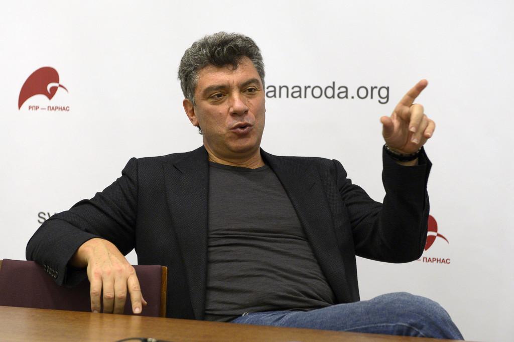 Boris Nemtsov, 54