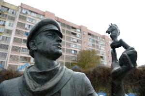 ryske romanfiguren Ostap Bender